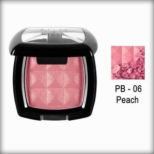 NYX pressed powder blush makeup PB06 Peach .14oz